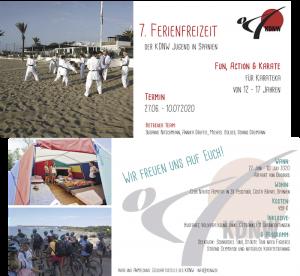 2020 Karate Freizeit 2