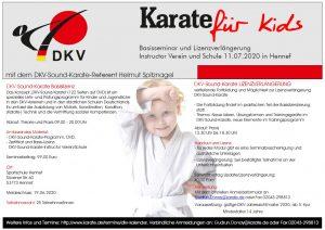 Sound-Karate 11.07.2020