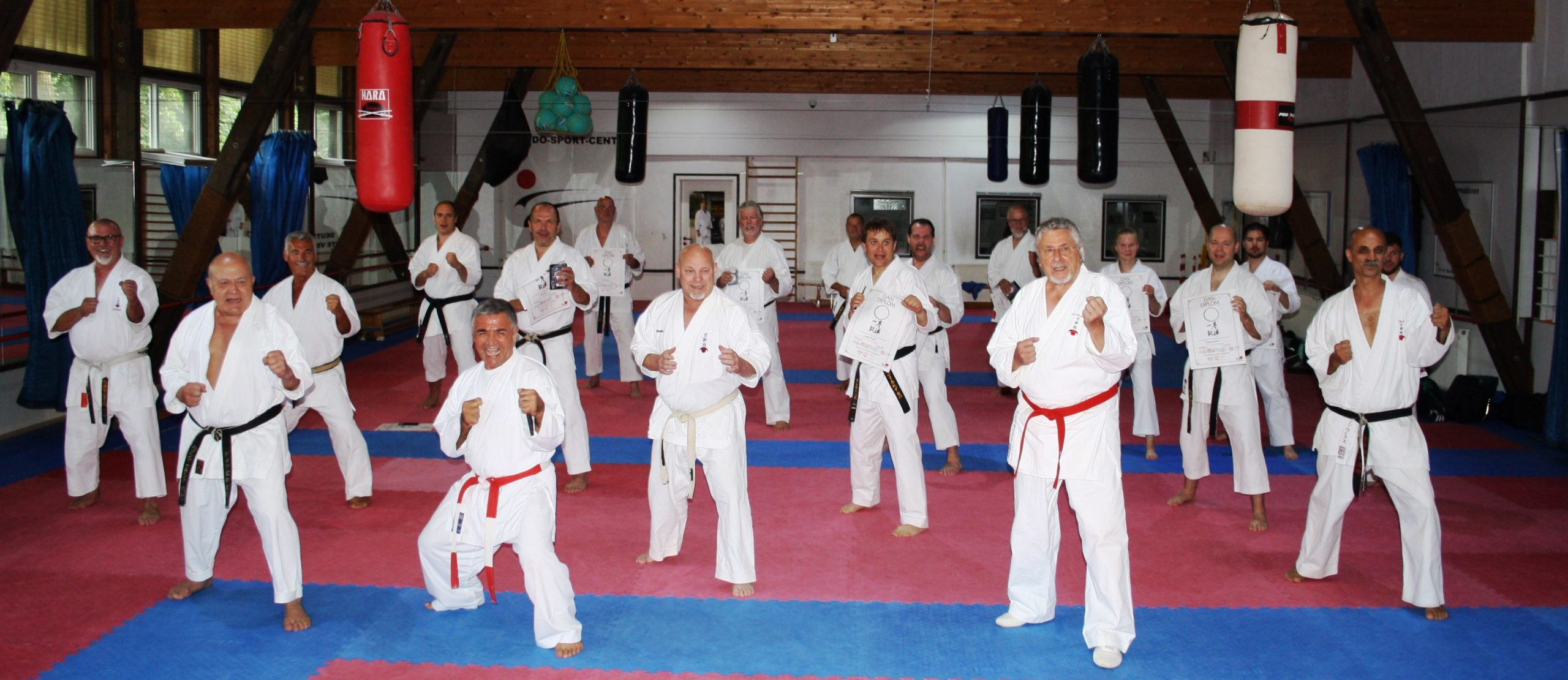 Dan-Prüfung 27.06.2020 Koshinkan