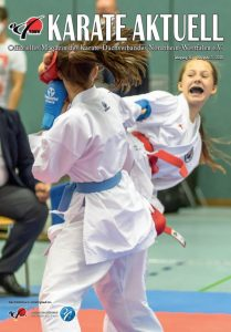 Cover Karate Aktuell 3/2020