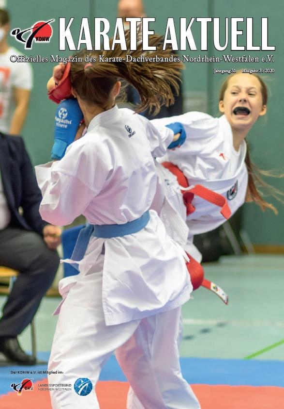 Cover Karate Aktuell 3/2020