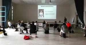 Dananwärter*innen-Lehrgang in Spenge 2020