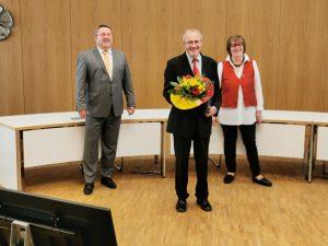Bundesverdienstkreuz Ulrich Wess