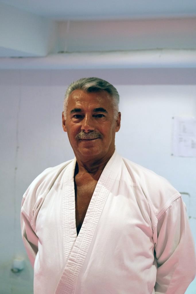 """Interview mit Ibrahim Altinova (8. Dan): """"Ein Tag ohne Karate ist ein verlorener Tag."""""""