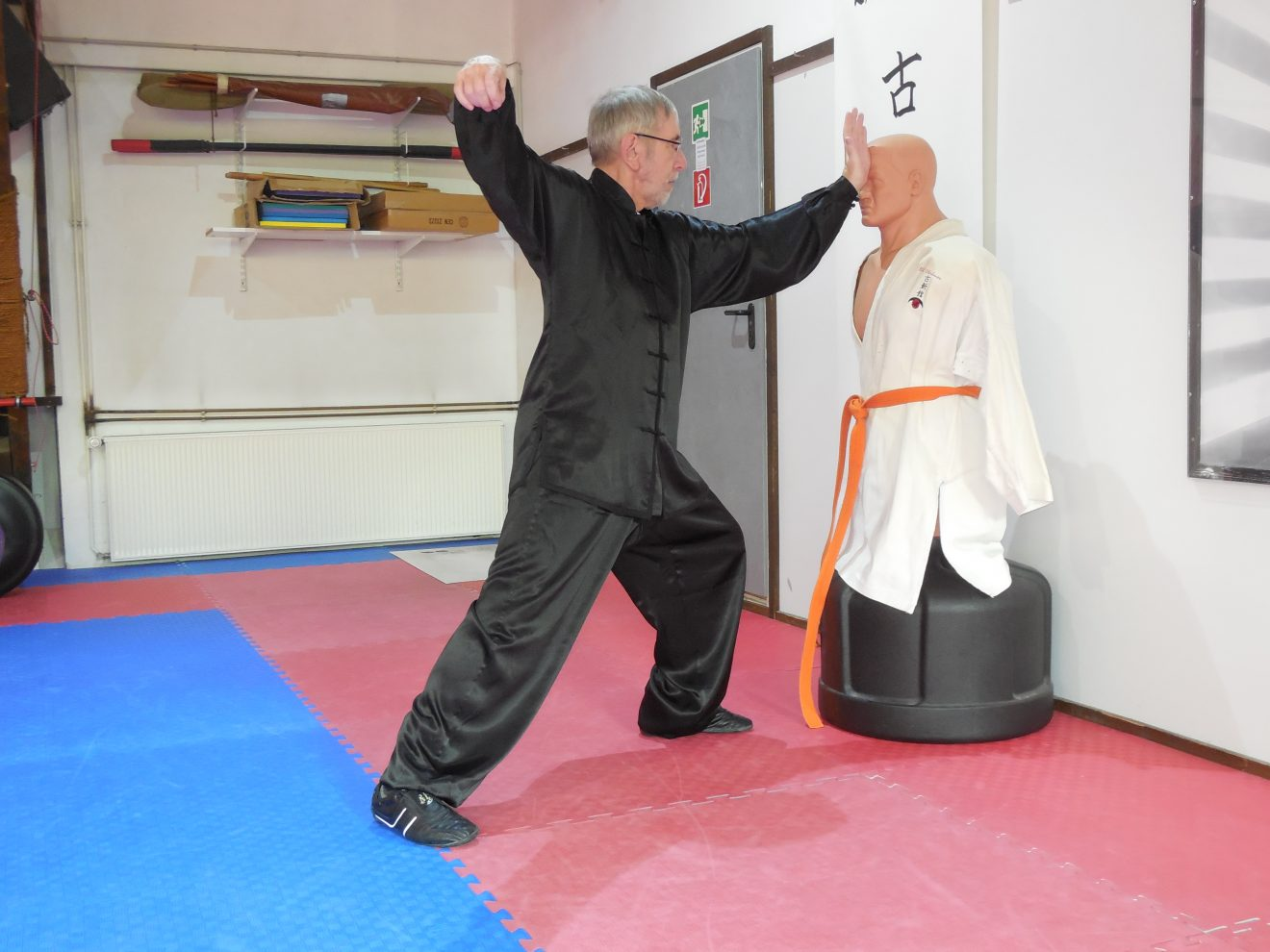 Die Kampfkunst der Inneren Schule: Nicht-Handeln im Einklang mit der Natur (Teil 2 von 2)