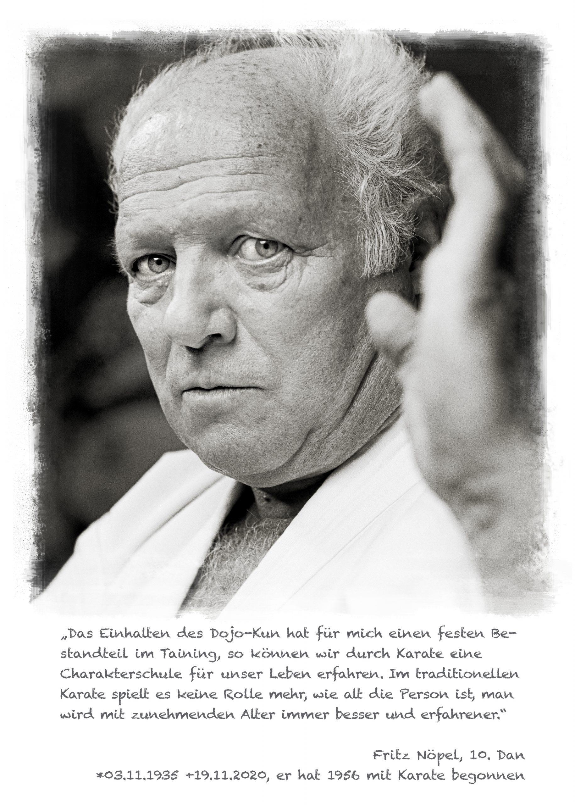 Fritz Nöpel (Foto: Alexandra Höner)