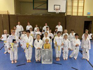 Shotokan-Ennepetal-e.V.-Kindergruppe-2020