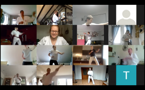 Screenshot Digitaltraining 2020 Breitensport