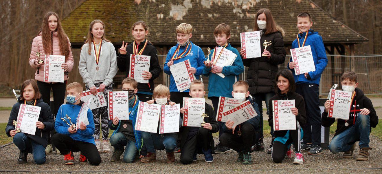 Aus unseren Dojos: Digitaler Vereinswettkampf beim KD Gelsenkirchen-Buer