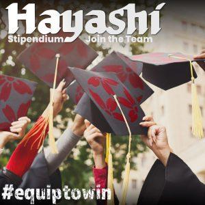Hayashi-Stipendium