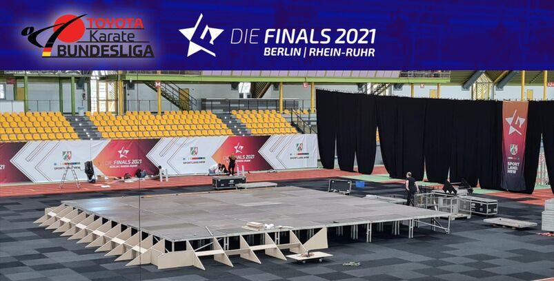 DIE FINALS in Dortmund