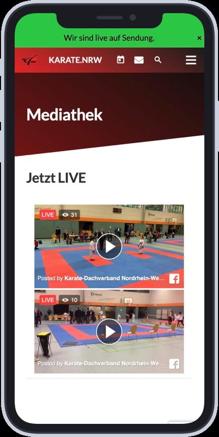 Livestream Landesmeisterschaft Masterklasse am 11.09.2021